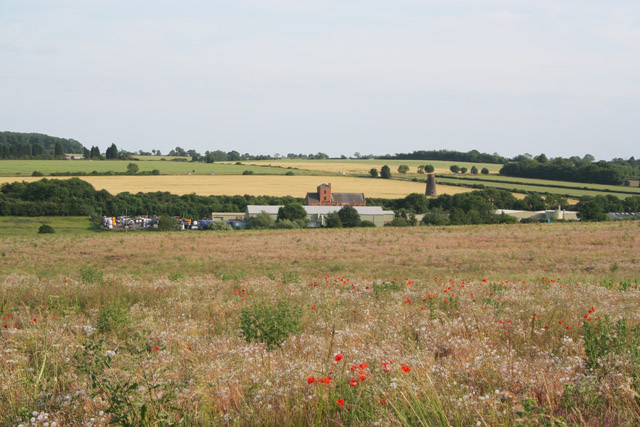 Countryside near North Luffenham