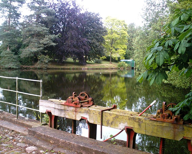 Acton Mill Pool