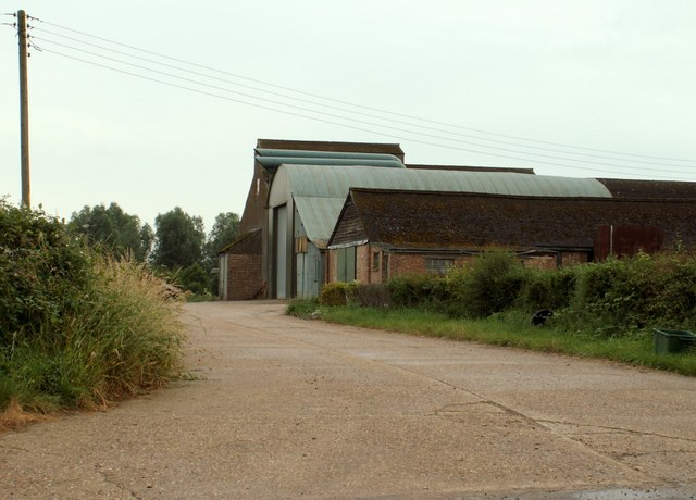 Badcock's Farm, Easthorpe, Essex