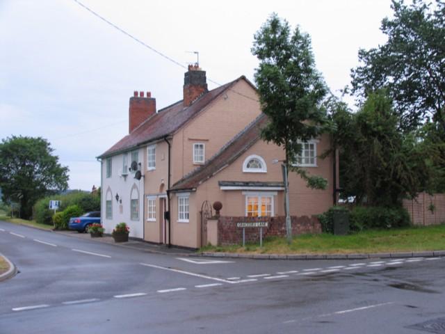 Corner of Gracedieu Lane