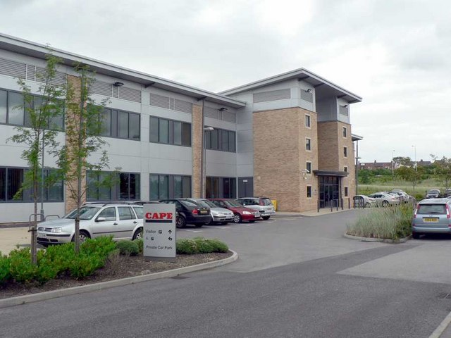 Red Hall Avenue, Paragon Business Village, Wakefield