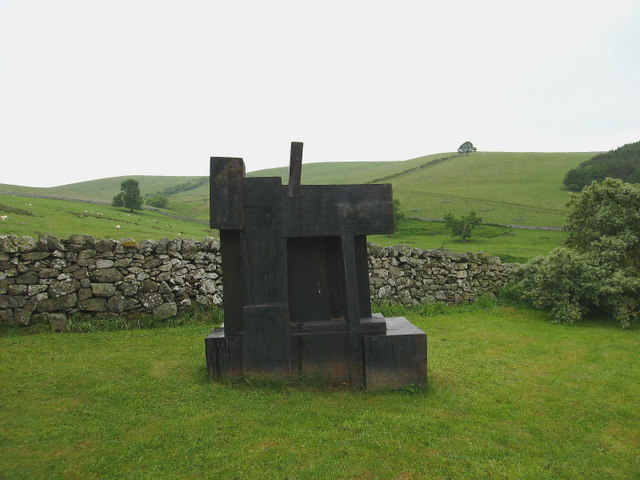 Sculpture at Upper Chatto