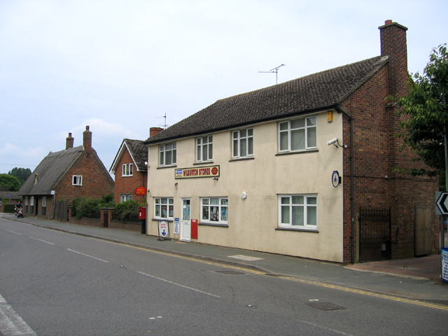 Post Office, Wilburton, Cambs