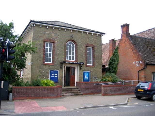 Baptist Church, Wilburton, Cambs
