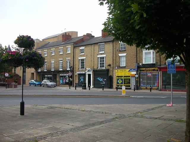 Rugby - Saint Matthews Street