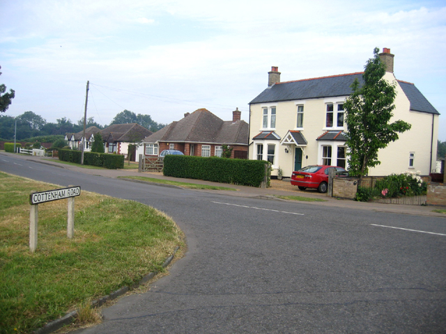 Cottenham Road, Histon, Cambs