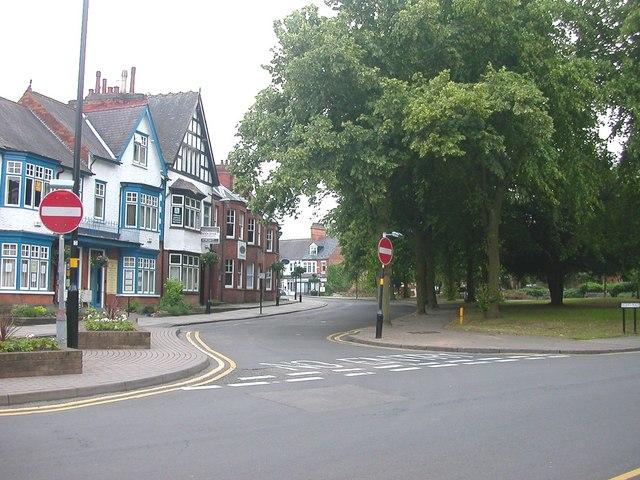 Rugby - Regent Street