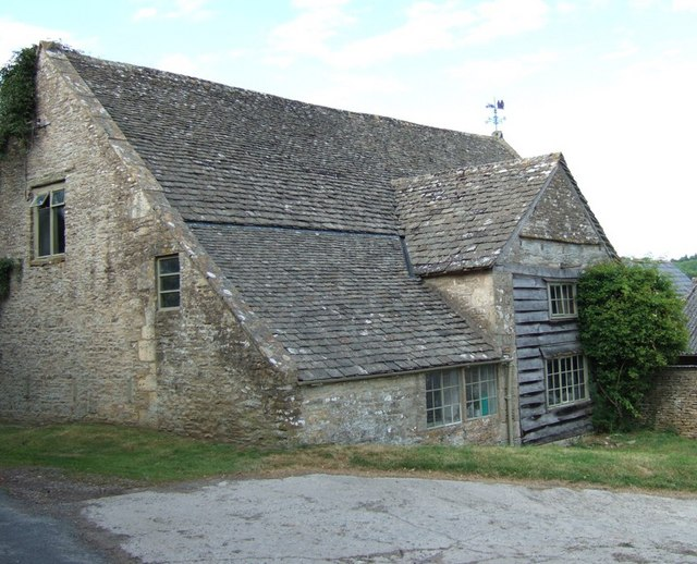 Farm building, Througham