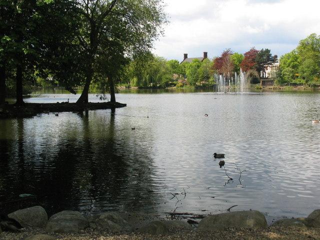 Arboretum, Walsall