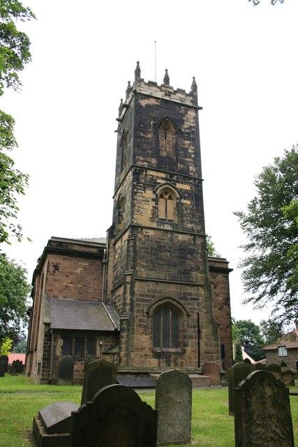 St. Alban's church, Wickersley