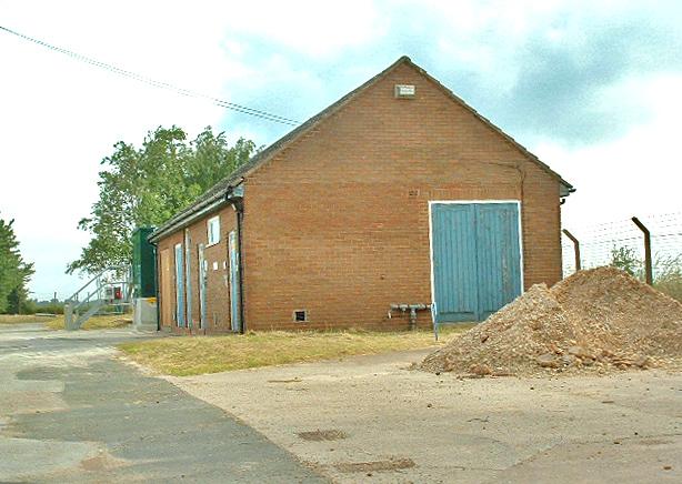 West /East Cowick Bore Hole Pumphouse