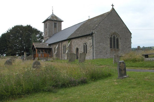 St Mary's Church, Brilley