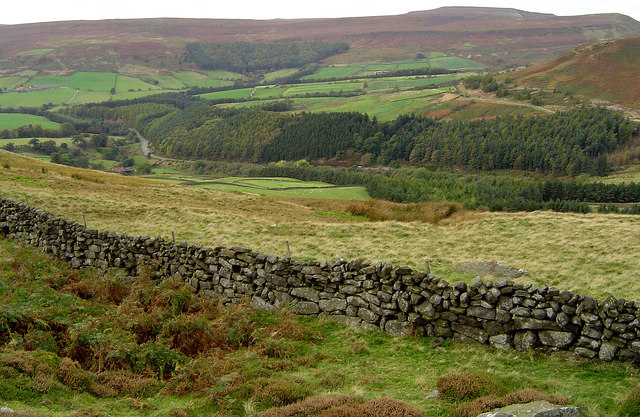 Bilsdale Valley