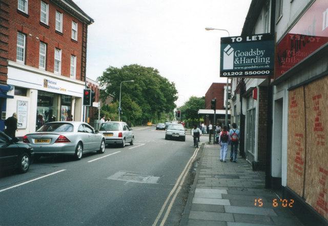 Old Milton Road, New Milton.