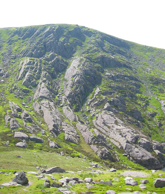 Crags of Elidir Fach
