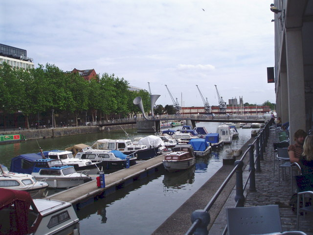 Bristol Harbour & Pero's Bridge