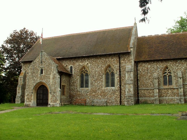 All Saints' church, Wimbish, Essex