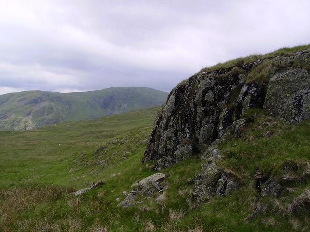 On Grey Crag