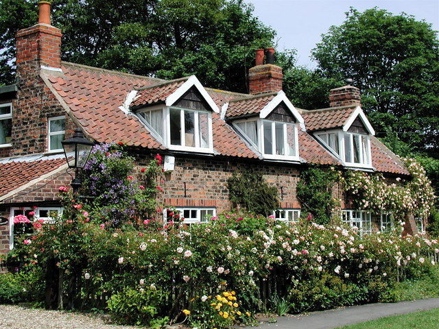 Keldy Cottage on Burstwick Road, Burton Pidsea