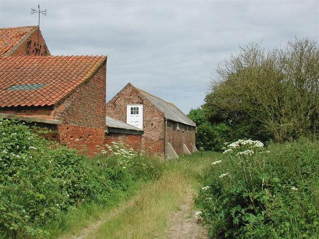 Elmtree Farm, Burton Pidsea
