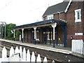SJ8055 : Alsager Station by Steve Lewin