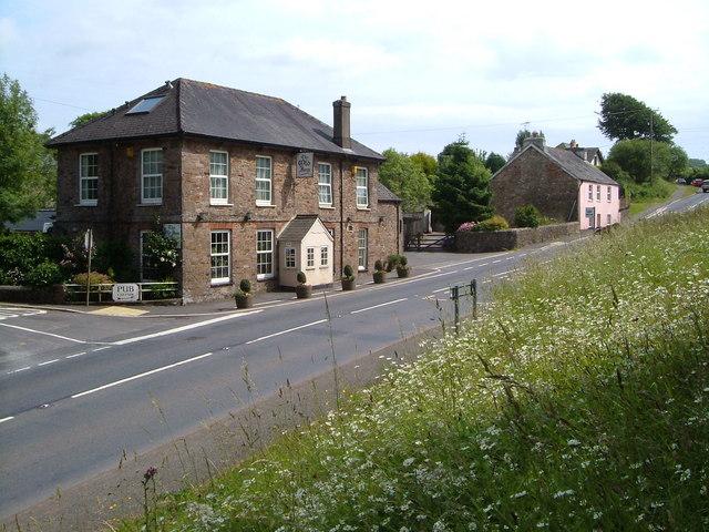 The Old Inn, Halwell