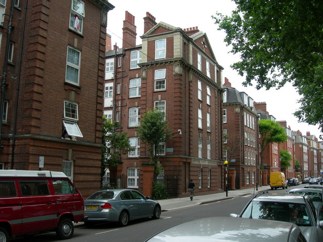 Sutton Estate, Chelsea