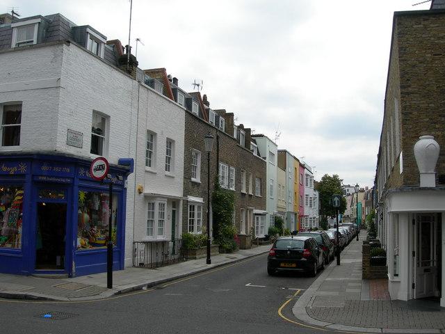 Godfrey Street SW3