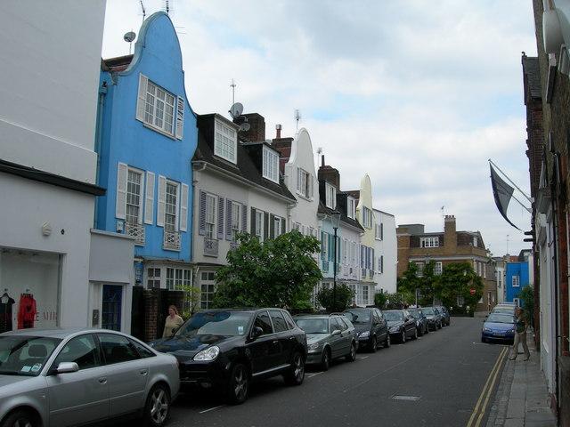 Burnsall Street SW3