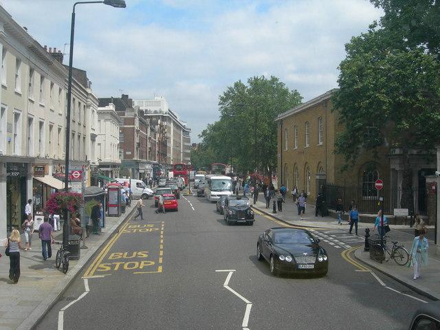 Kings Road SW3