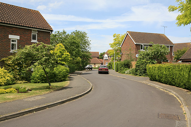 Springfields Close, Colden Common