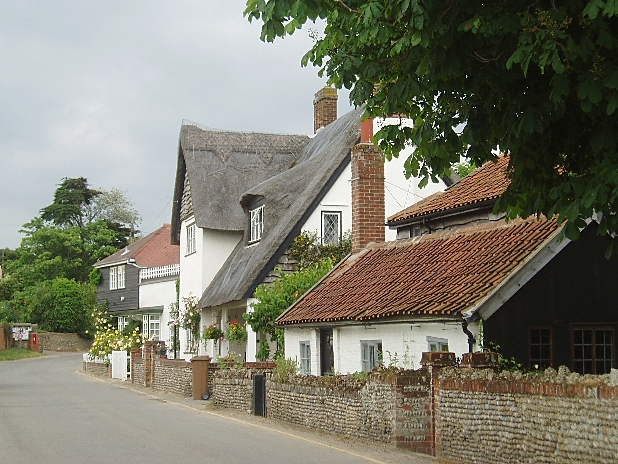 Cottages, Walberswick