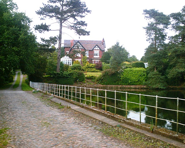 The Grange, Acton Mill