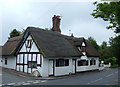 SJ6269 : Thatched cottage, Whitegate, Cheshire by michael ely