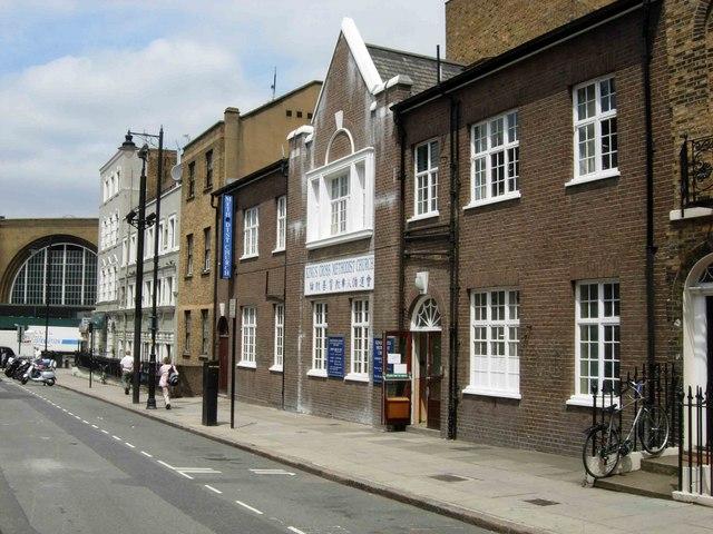 Crestfield Street, King's Cross