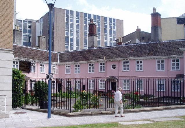 Merchant Venturers' Almshouses, Bristol