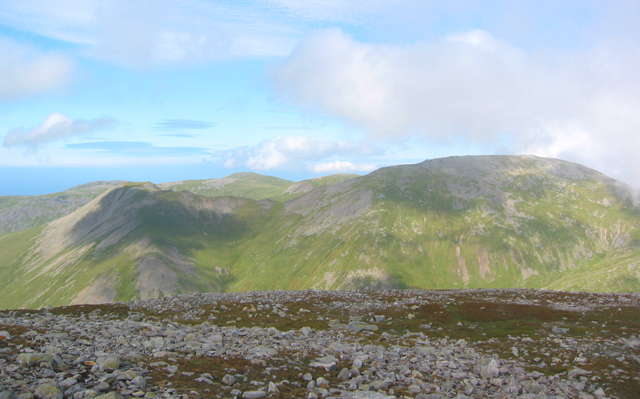 View from Carnedd Dafydd