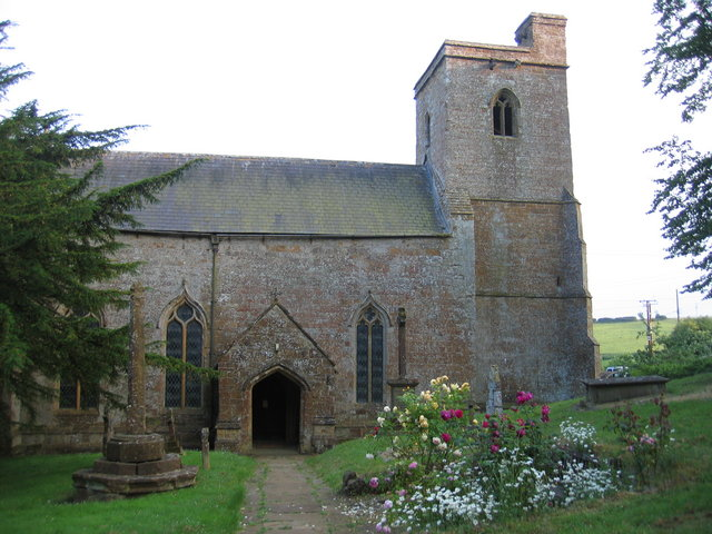 The church of St Peter ad Vincula, Ratley