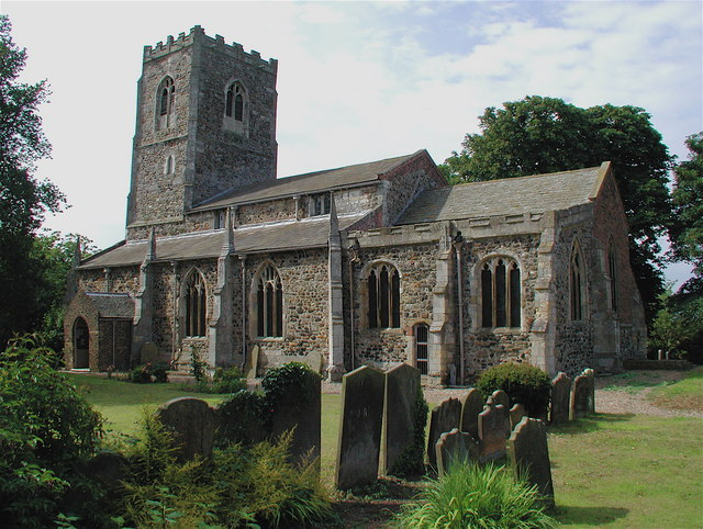 Church of St. Peter & St. Paul, Burton Pidsea