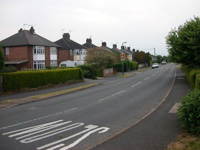 Long Lawford - Townsend Lane
