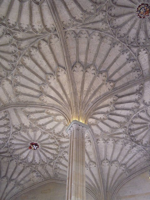 Christ Church vaulting