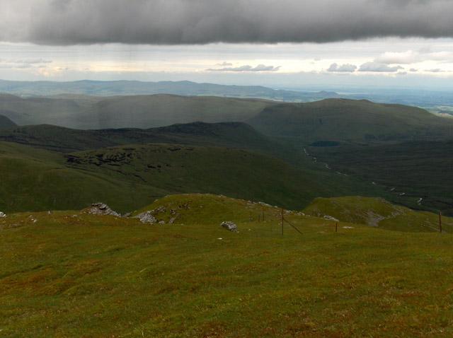 South-east ridge of Ben Vorlich
