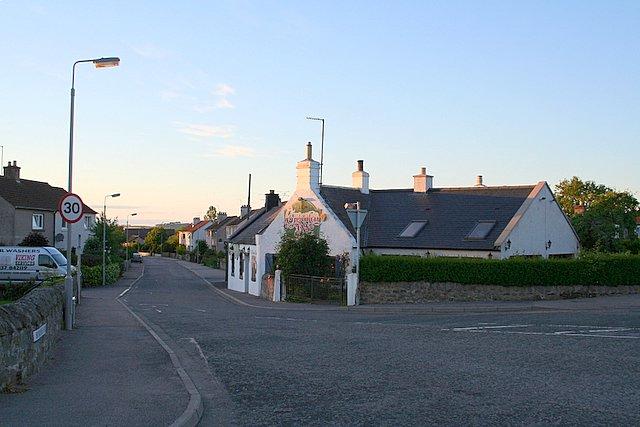 The Crooked Inn, Alves, Morayshire