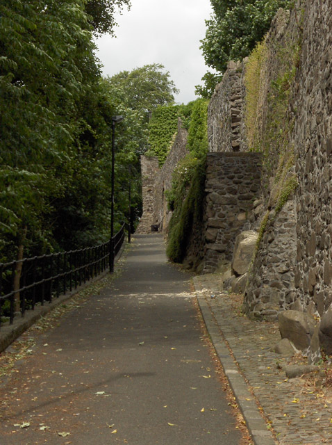 Town Wall, Stirling