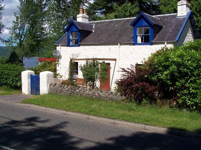 Loch Fyne, Darroch Mhor House