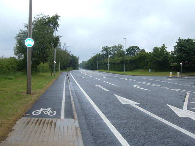 A54, Oakmere Road, Winsford