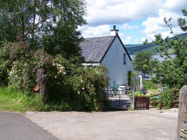 Loch Fyne, Stuckreoch House
