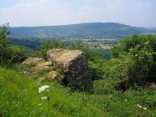 The Devil's Table, Crickley Hill Quarry, Gloucestershire