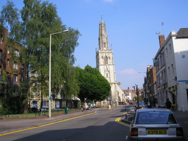 St Nicholas's Church, Gloucester