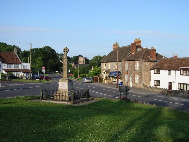 Shipham : The Square